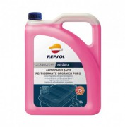 Антифриз Repsol Anticongelante Refrigerante Organico Puro (концентрат пурпурного цвета)