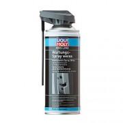 Грязеотталкивающая белая смазка Liqui Moly Pro-Line Wartungs-Spray weiss (аэрозоль 400ml)