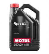Моторное масло Motul Specific 5122 0W-20