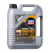 Моторное масло Liqui Moly Top Tec 6200 0W-20