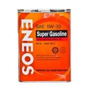 Моторное масло Eneos Super Gasoline SL, GF-3 5W30