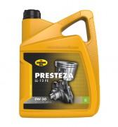 Моторное масло Kroon Oil Presteza LL-12 FE 0W-30 (BMW Longlife-12 FE)