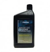 Оригинальная жидкость для АКПП и ГУР Mazda Mercon V ATF & PSF 0000-77-120E-05