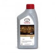 Оригинальная трансмиссионная жидкость Toyota ATF WS (Европа) 08886-81210