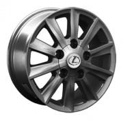 Диски Replica LX805 (для Lexus) насыщенные черные