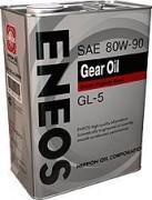 Трансмиссионное масло Eneos Gear 80w90 GL-5