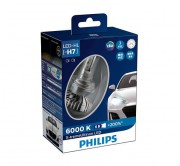 Комплект светодиодов Philips X-treme Ultinon 12985BWX2 (H7)