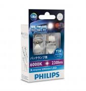 Комплект светодиодов Philips X-treme Ultinon (T20 / W21W) 12795X2