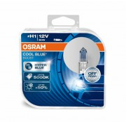Комплект галогенных ламп Osram Cool Blue Boost 62150CBB-HCB Duobox (H1)