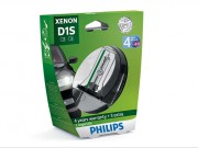 Ксеноновая лампа Philips Xenon LongerLife D1S 85415SYS1 35W 4300K