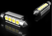 Комплект светодиодных (LED) плафонных ламп Falcon T10x42-4X