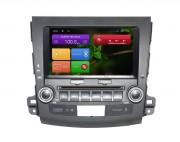 Штатная магнитола RedPower 31056IPS для Mitsubishi Outlander XL, Citroen C-Crosser, Peugeot 4007 Android 6.0.1 (Marshmallow)