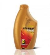 Синтетическое трансмиссионное масло Prista Ultragear Synthetic 75W-80 GL-5/GL-4/MT-1
