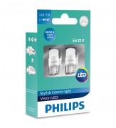 омплект светодиодов Philips Vision LED (T10 / W5W) 127914000KX2, 127916000KX2