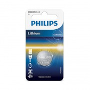 Батарейка Philips CR 2032 Lithium (CR2032/01B)