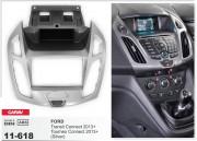Переходная рамка Carav 11-618 для Ford Tourneo Connect, Transit Connect 2013+, 2 DIN