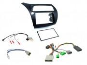 Комплект для установки магнитолы Connects2 CTKHD01L (Honda Civic Hatchback 5D 2006-2011)