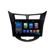 Штатная магнитола Sound Box Star Trek ST-4481 для Hyundai Accent (Android 4.4.4)