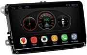 Штатная магнитола RS ADL-081 для Volkswagen, Seat, Skoda на базе OS Android 5.1