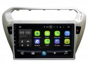Штатная магнитола Sound Box SB-5516 для Peugeot 301 (Android 5.1.1)