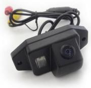 Камера заднего вида Falcon SC01HCCD-170 для Toyota Prado 120 (улучшенная матрица)
