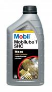 Синтетическое трансмиссионное масло для МКПП Mobil Mobilube 1 SHC 75w-90
