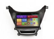 Штатная магнитола RedPower 31091 R IPS для Hyundai Elantra MD Android 6.0.1 (Marshmallow)