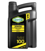 YACCO Моторное масло Yacco VX 100 20W-50