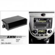 AWM Переходная рамка AWM 781-10-051 для Chevrolet Lacetti, Nubira 2004+, 1 DIN