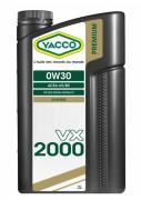 Моторное масло Yacco VX 2000 0W-30