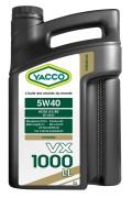 Моторное масло Yacco VX 1000LL 5W-40