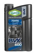 Синтетическое трансмиссионное масло Yacco BVX 600 75W-90 GL-5/GL-4
