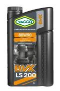 Минеральное трансмиссионное масло Yacco BVX LS 200 80W-90 GL-5