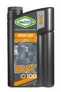 Минеральное трансмиссионное масло Yacco BVX C 100 85W-140 GL-5
