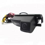Falcon Камера заднего вида Falcon SC22HCCD-170 для Nissan Livina, Genesis, GT-R (улучшенная матрица)