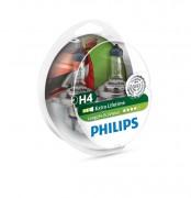 Комплект галогенных ламп Philips LongLife EcoVision 12342LLECOS2 (H4)