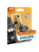 Лампа галогенная Philips Vision 12362PRB1 (H11)