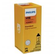 Лампа галогенная Philips Standard 12366C1 (H16)