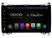 Штатная магнитола Incar AHR-1522 для Mercedes-Benz A (W169), В (W145), CLK классов, Vito (W639), Viano, Sprinter (Android 5.1)