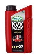 Моторное масло для картов Yacco KVX RACE 2T (1л)
