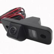 Falcon Камера заднего вида Falcon SC35HCCD-170 для Hyundai Santa Fe New, Azera (улучшенная матрица)