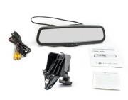 Штатное зеркало заднего вида с монитором Phantom RMS-430-52 для Volvo XC90 2002-2015, S80 1998-2006