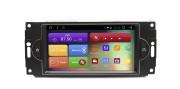 Штатная магнитола RedPower 31220 для Jeep, Chrysler, Dodge Android 6.0 (Marshmallow)