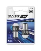 Комплект светодиодов Neolux NP2260CW-02B P21/5W (BAY15D)