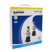 Комплект светодиодов Narva Range Power LED 18004 (H4)