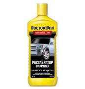 Полироль-реставратор пластика Doctor Wax DW5219 (300мл)