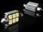 Комплект светодиодных (LED) плафонных ламп Falcon T10x42-6X