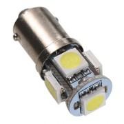Комплект светодиодов (LED) Falcon BA9S-5X (4300K, 6000K)