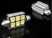 Светодиодная (LED) плафонная лампа Falcon T10x38-6X