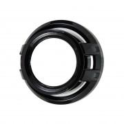 Маска для би-ксеноновых линз Porsche black 3.0` (76мм), 2.5` (65мм)